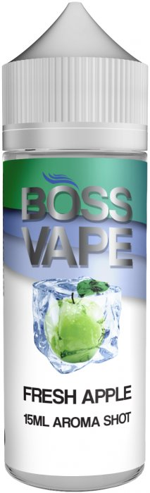 Příchuť Boss Vape Shake and Vape 15ml Fresh Apple
