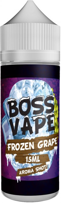 Příchuť Boss Vape Shake and Vape 15ml Frozen Grape