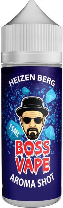 Příchuť Boss Vape Shake and Vape 15ml Heizen Berg