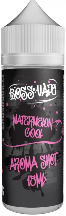 Příchuť Boss Vape Shake and Vape 15ml Watermelon Cool