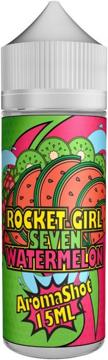 Příchuť Rocket Girl Shake and Vape 15ml Seven Watermelon