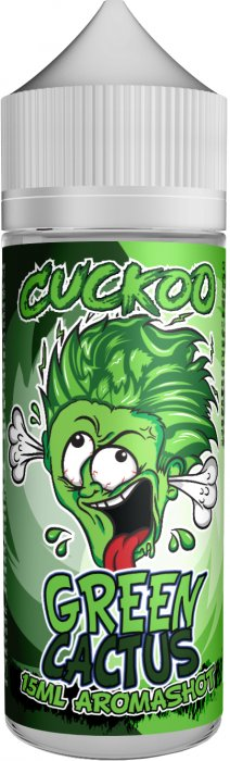 Příchuť CUCKOO Shake and Vape 15ml Green Cactus