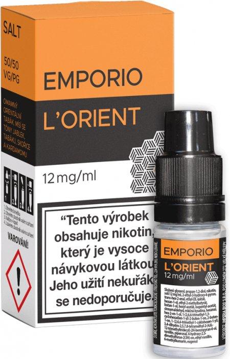 Liquid EMPORIO SALT L Orient 10ml - 12mg