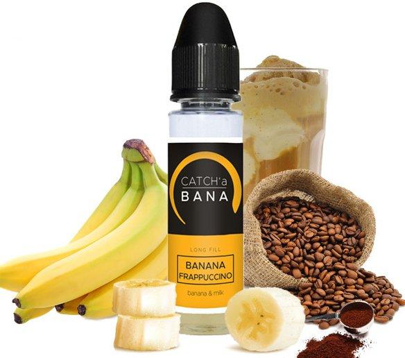 Příchuť IMPERIA Catch´a Bana - SaV 10ml Banana Frappucinno