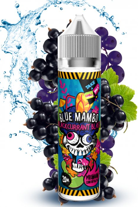 Příchuť Chill Pill Shake and Vape Blue Mambo 20ml