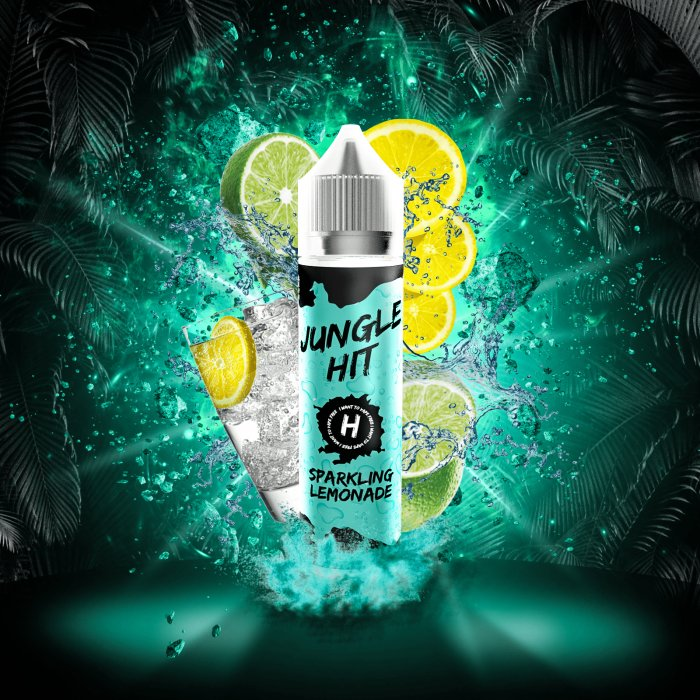 Příchuť Jungle Hit Shake and Vape 12ml Sparkling Lemonade
