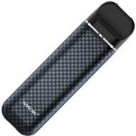 Smoktech NOVO 2 elektronická cigareta 800mAh Black Carbon Fiber