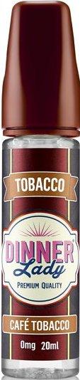 Příchuť Dinner Lady Tobacco 20ml Cafe Tobacco