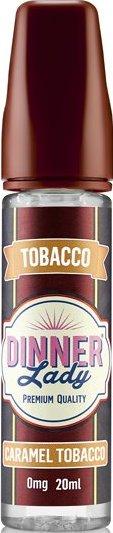 Příchuť Dinner Lady Tobacco 20ml Caramel Tobacco