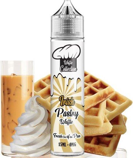 Příchuť Waffle Collection Shake and Vape 15ml Irish Pastry