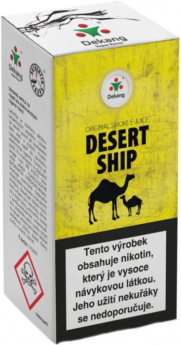 Liquid Dekang Desert ship 10ml - 16mg