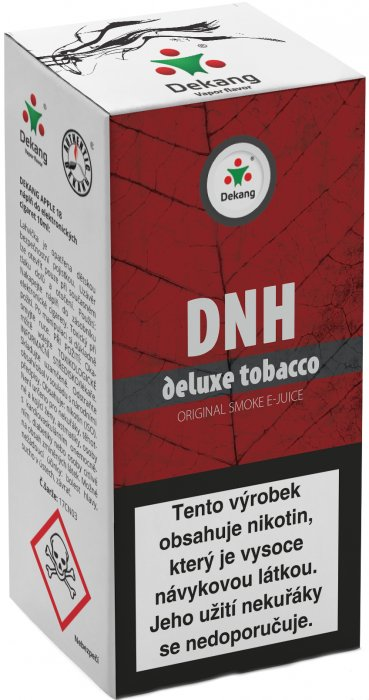 Liquid Dekang DNH-deluxe tobacco 10ml - 16mg