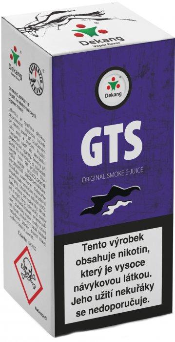 Liquid Dekang GTS 10ml - 18mg