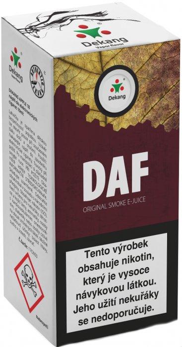 Liquid Dekang DAF 10ml - 6mg