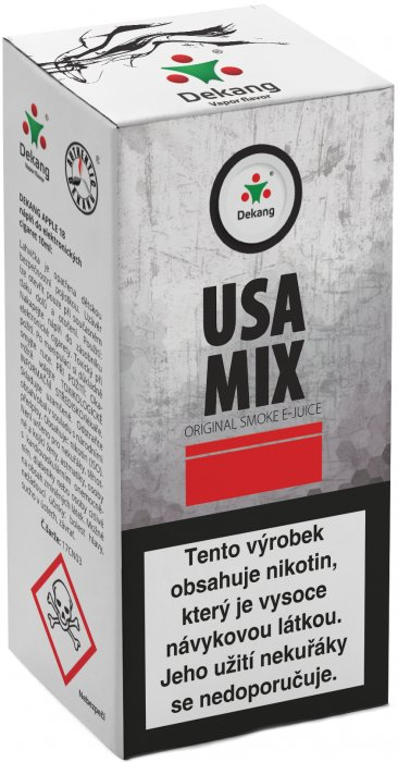 Liquid Dekang USA MIX 10ml - 6mg