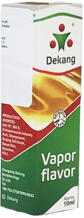 Liquid Dekang SILVER Strawberry 10ml - 0mg (Jahoda)