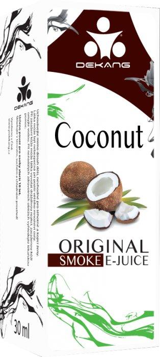 Liquid Dekang Coconut 10ml - 24mg (Kokos)