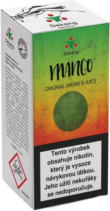 Liquid Dekang Mango 10ml - 16mg (mango)