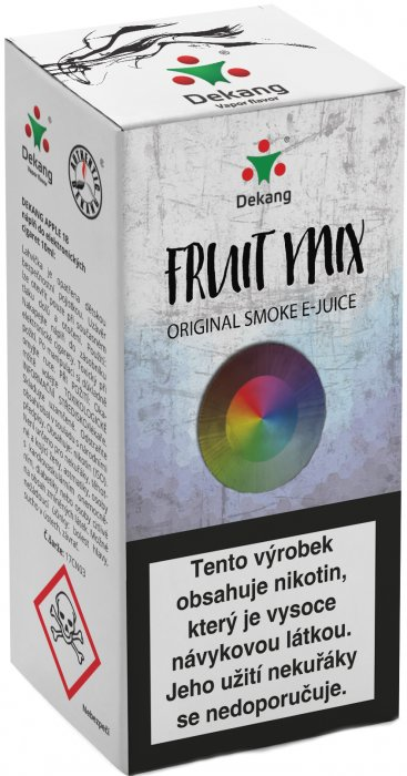 Liquid Dekang Fruit Mix (Ovocný mix) 10ml - 16mg