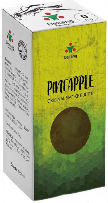 Liquid Dekang Pineapple (Ananas) 10ml - 0mg