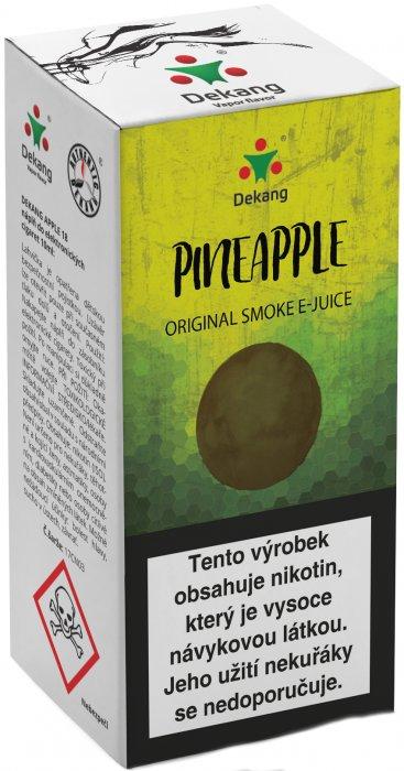 Liquid Dekang Pineapple (Ananas) 10ml - 16mg