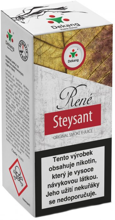 Liquid Dekang René Steysant 10ml - 11mg