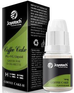 Liquid Joyetech Coffee Cake 10ml - 24mg (kávový koláč)