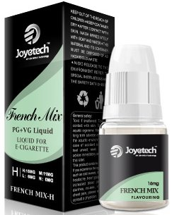 Liquid Joyetech FM - French mix 10ml - 24mg